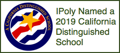 2019 CA Distinguished School