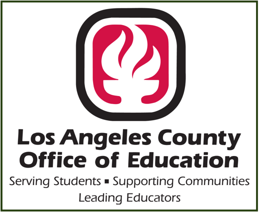 LACOE Logo with Tagline